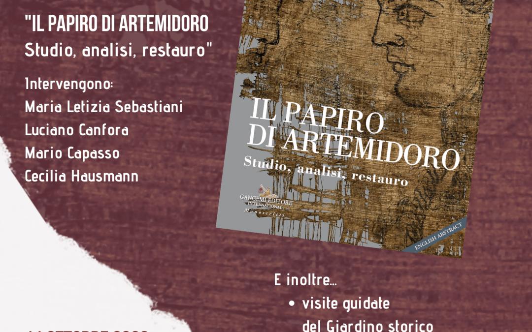 """""""IL PAPIRO DI ARTEMIDORO"""""""